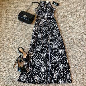 🆕 Micheal Kors Floral Maxi Dress